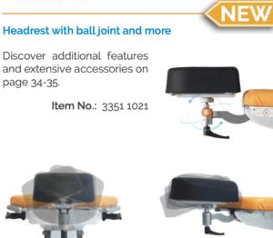 360° Headrest