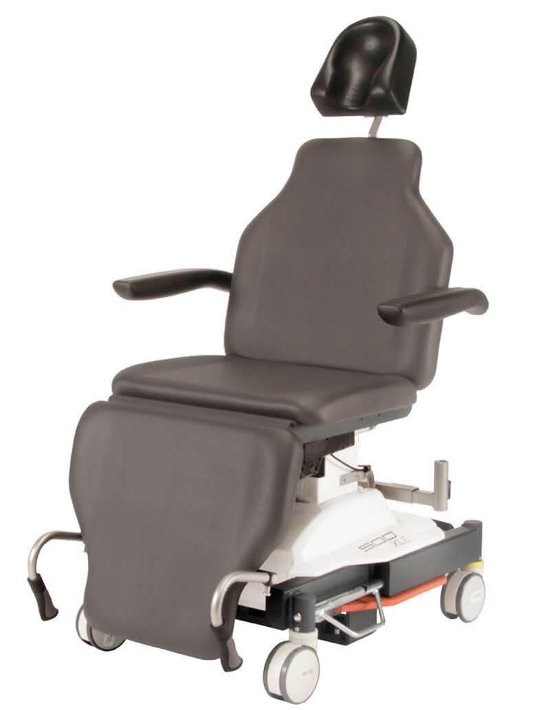 Liikuteltava leikkaustaso - UFSK 500 XLE