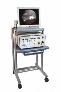 Endoskooppinen syklofotokoagulaatio - laserendoskooppi glaukooman hoitoon