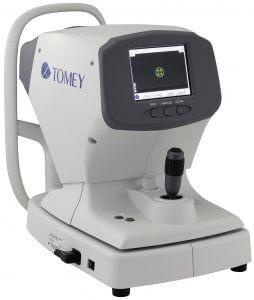Autorefraktokeratometri - Tomey RC-800