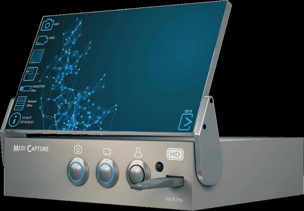 MediCapture MVR Pro HD - Lääketieteellinen videotallennin