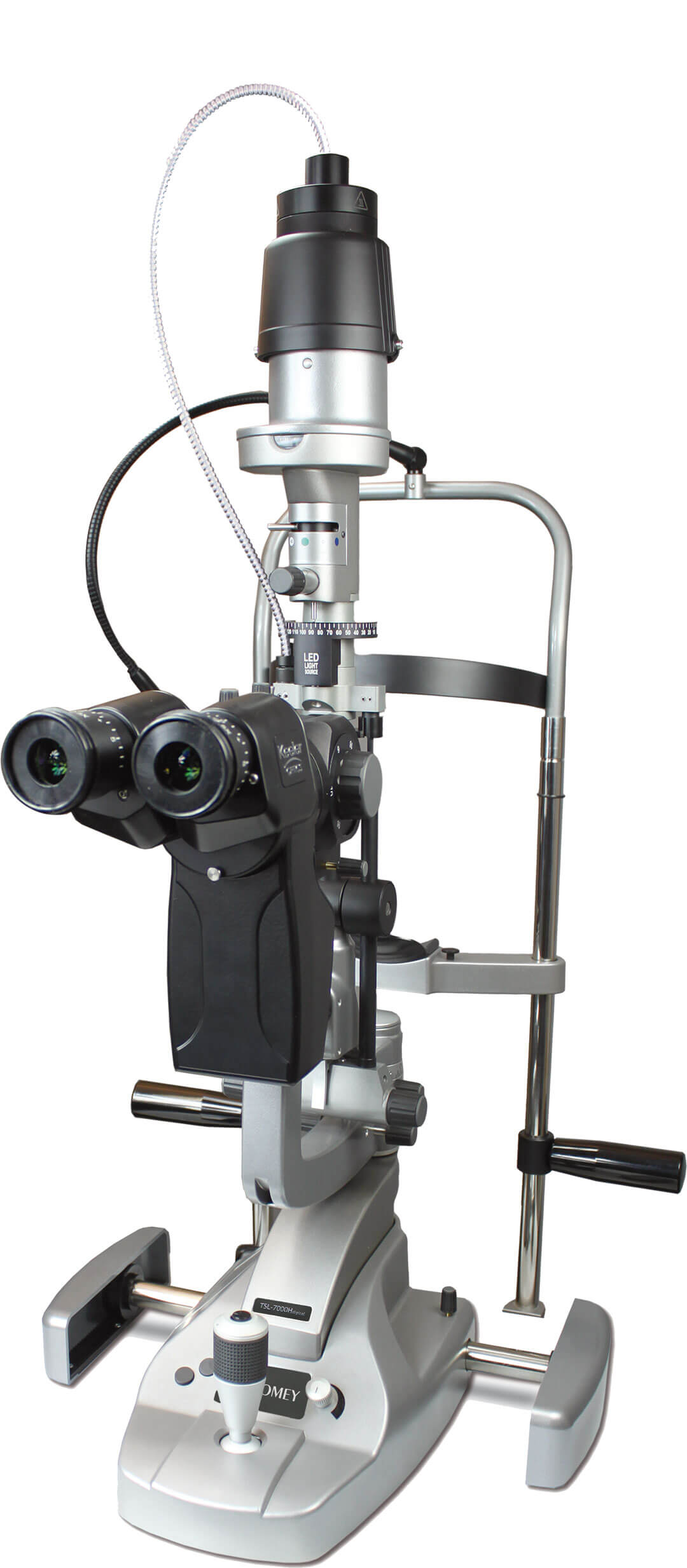 Tomey TSL-7000H - Haag-Streit-tyylinen rakovalomikroskooppi