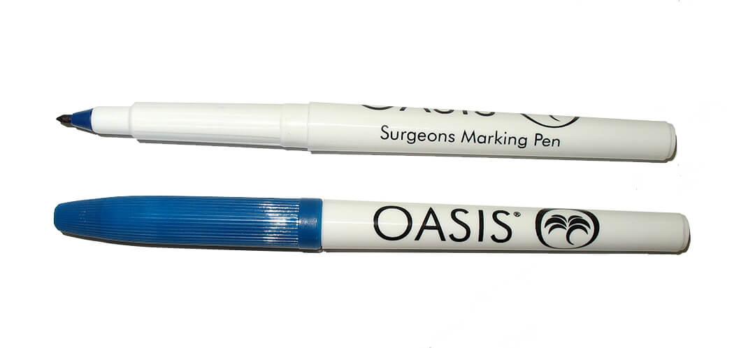 Merkintäkynä silmäkirurgiaan