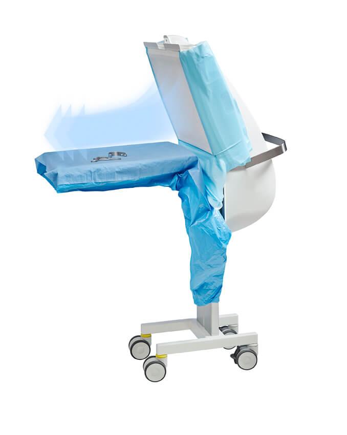 Kirurginen puhdasilmasuodin - Operio