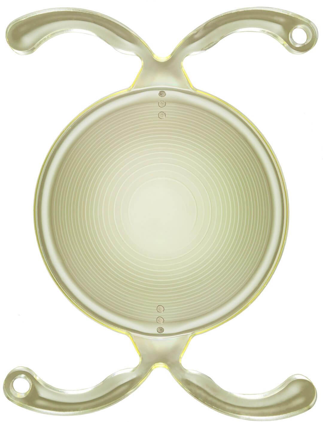 Trifokaali tekomykiö - PhysIOL FineVision