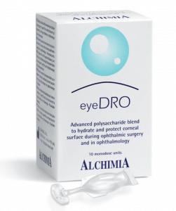 Sarveiskalvon suoja-aine silmäleikkauksiin - eyeDRO