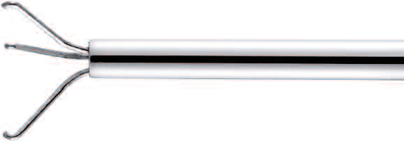 Vierasesineatulat, foreign body forceps