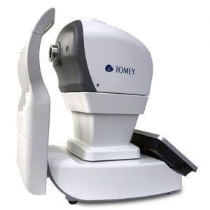 Non-mydriaattinen silmänpohjakamera - Tomey TFC-1000