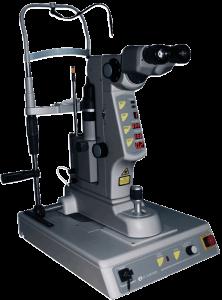 Lumenis Aura PT YAG-laser jälkikaihin poistoon