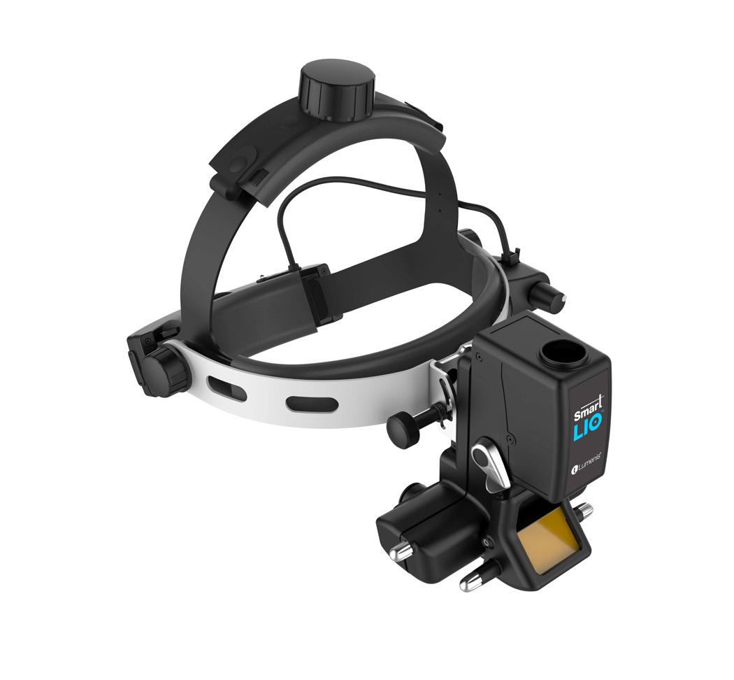 LIO - Indirekti laseroftalmoskooppi