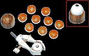 Reti Eye -harjoittelusilmä fotokoagulointiin ja indirektille oftalmoskoopille