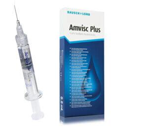 Amvisc Plus - koheesiivinen viskoelastinen aine